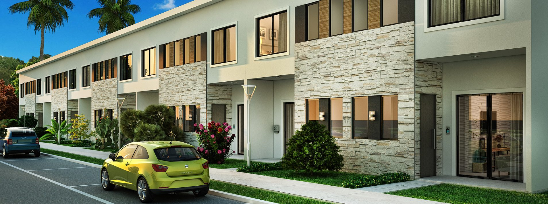 Vittoria-Gardens-Miami-Townhouses-Front-View-3beds-panoramic-e1470860230856-1