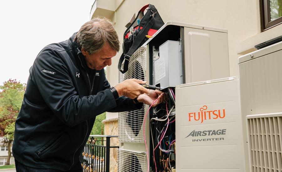 Fujitsu-VRF-Systems